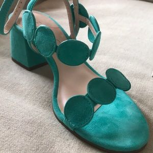 Sole Society suede sandals Size 6M